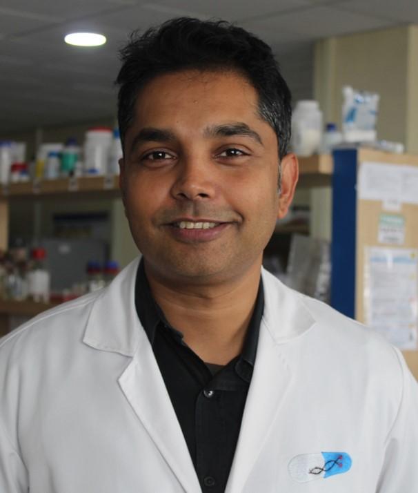 Dr. Koushik Chakrabarty